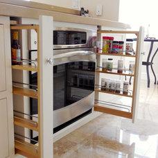 Transitional Kitchen by Distinguished Kitchens & Bath