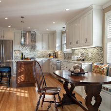 Traditional Kitchen by Connie Long Interiors