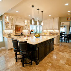 Traditional Kitchen by Kaminskiy Design and Remodeling