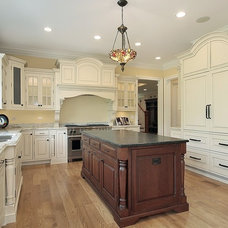 Contemporary Kitchen by OTM Designs & Remodeling Inc.