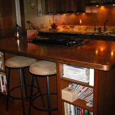 Traditional Kitchen by Cabinet Gallery