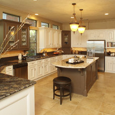 Traditional Kitchen by Carla Aston | Interior Designer