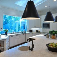 Eclectic Kitchen by Carla Aston | Interior Designer