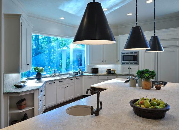 Mediterranean Kitchen by Carla Aston | Interior Designer