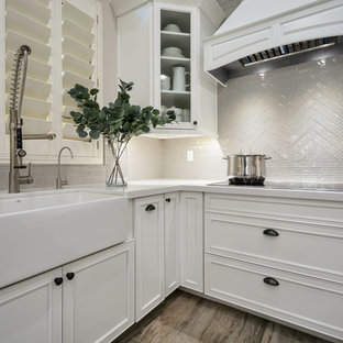 Greige Tile Kitchen Ideas Houzz