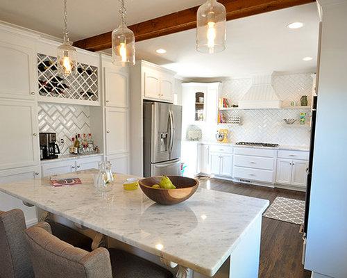 Houzz Shadow Storm Kitchen Quartzite Design Ideas