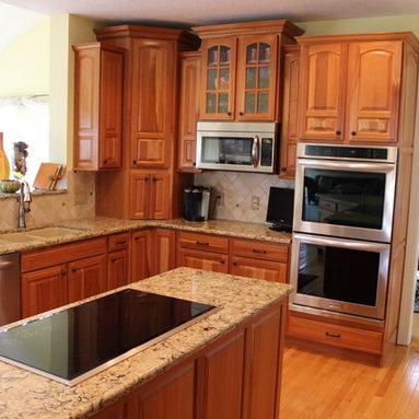 Kitchen Remodel, Copley, OH #1 ~ Cambria Quartz Countertop