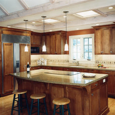 Traditional Kitchen by Cramer Kreski Designs