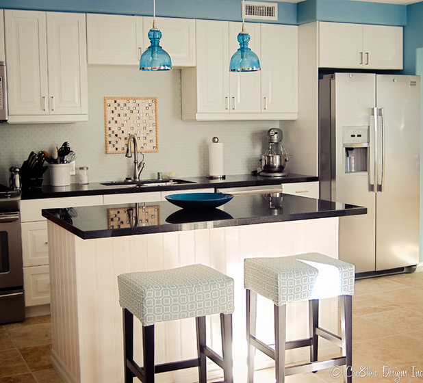 Affordable Kitchen Cabinet Updates: Budget Decorator: 15 Ways To Update Your Kitchen On A Dime