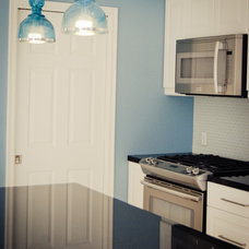 Traditional Kitchen by Cre8tive Interior Designs