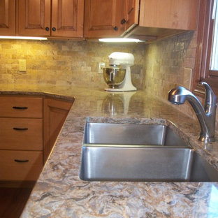 Example Of A Clic Kitchen Design In Cleveland