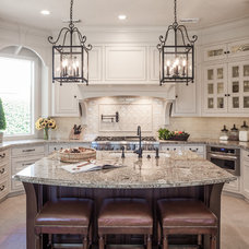 Traditional Kitchen by Wamhoff Design | Build