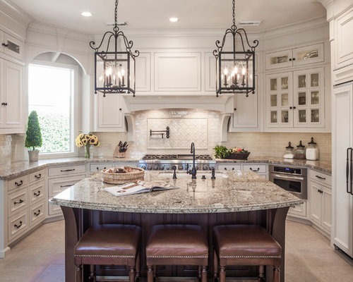 Sienna Beige Granite | Houzz