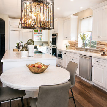 Kitchen Remodel Dated to WOW