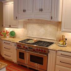 Traditional Kitchen by David Clark Construction, LLC