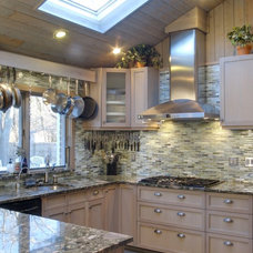 Eclectic Kitchen by David Landy ASID CID NY State