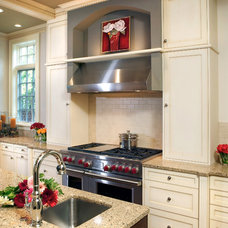 Traditional Kitchen by Design Group Three