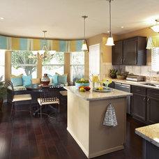 Contemporary Kitchen by Luv2Dezin LLC - Deziner Tonie - Decorating Den