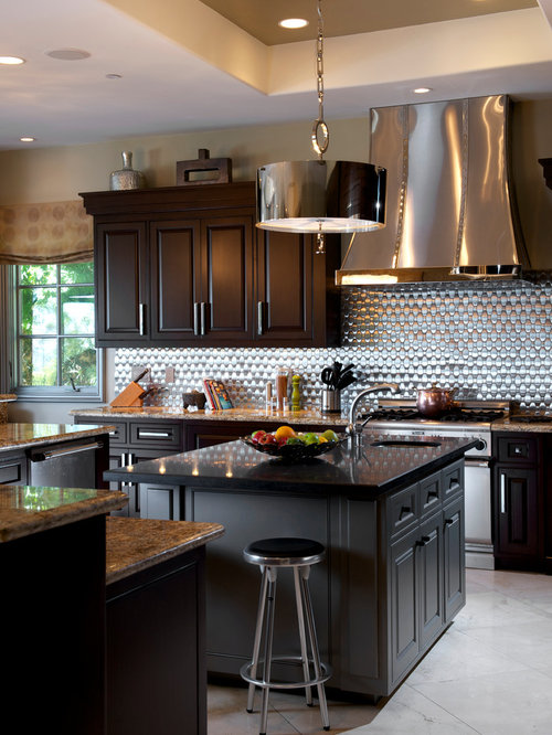 Metal Range Hood Houzz