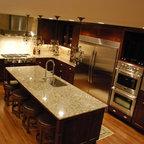 Condo Kitchen Update - Contemporary - Kitchen - St Louis ...