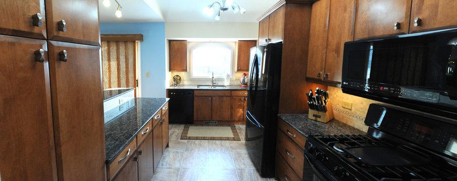 Kitchen remodel, Fox River Grove, IL