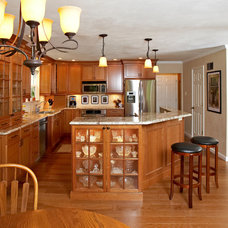 Traditional Kitchen by Fulford Home Remodeling