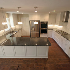 Traditional Kitchen by Halifax Homes, Inc.