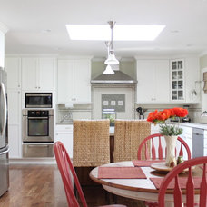 Traditional Kitchen by Story & Space - Interior Design and Color Guidance