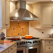 Mediterranean Kitchen by Dream Kitchens