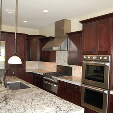 traditional kitchen Kitchen remodel