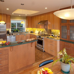 contemporary kitchen Kitchen Remodel