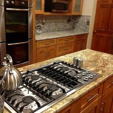 Traditional Kitchen Kitchen remodel
