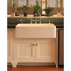 Traditional Kitchen by John Petach