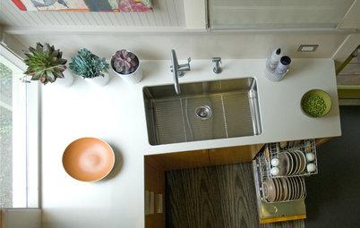 8 Soluzioni per Guadagnare Spazio in Cucina