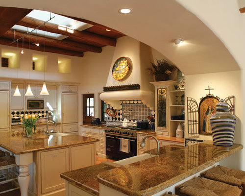 Spanish Kitchen Houzz