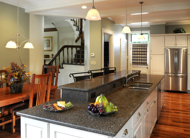 Eclectic Kitchen by J. Francis Company LLC