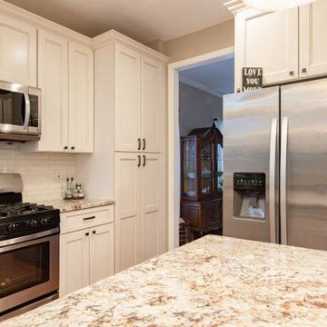 Kitchen Remodel in Chantilly, VA