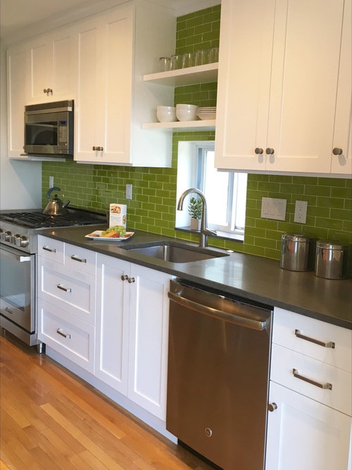 SaveEmail. Kitchen Remodel In Chartreuse   Nyack ...
