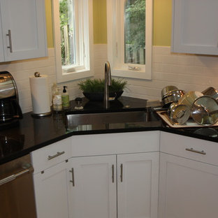 Traditional kitchen inspiration - Kitchen - traditional kitchen idea in DC Metro