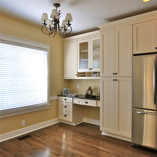 Traditional Kitchen by Building Company Number 7, INC