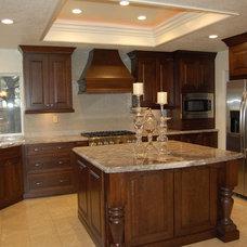 Traditional Kitchen by Preferred Kitchen & Bath