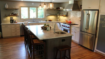 Kitchen Remodel in Mountain Brook, Alabama