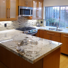Contemporary Kitchen by Accent Interiors