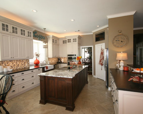 Kitchen Remodel In Pine Brook Of Clear Lake (Houston, Texas)