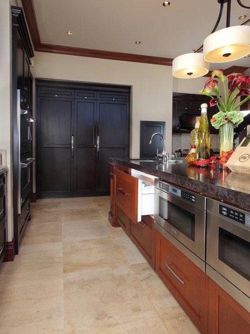Transitional kitchen bath remodel in irvine for Bathroom remodeling irvine ca