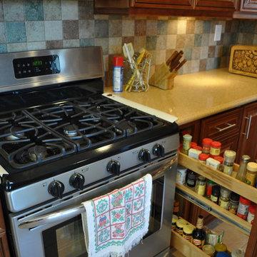Kitchen Remodel - James - Los Angeles