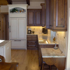 Traditional Kitchen by Jeff Kern