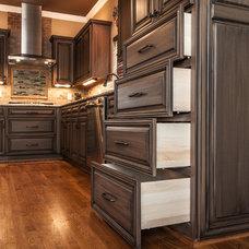 Traditional Kitchen by Klein Custom Builders, LLC