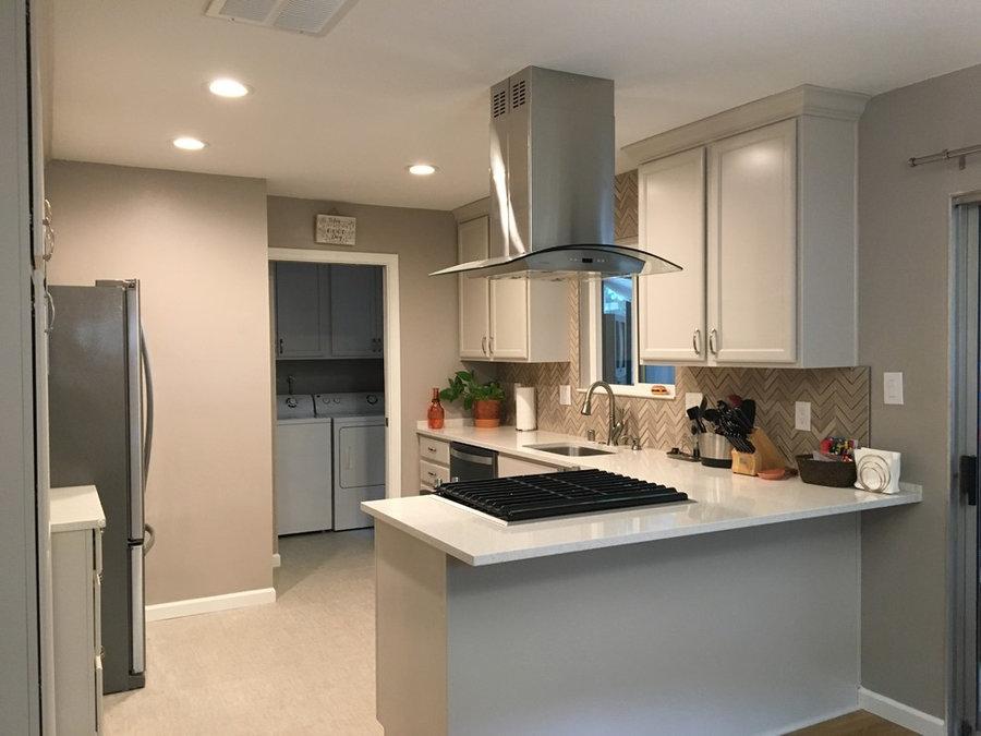 Kitchen Remodel La Riveria-Sacramento CA - DLM Designer ...