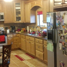 Traditional Kitchen by Pineview Home Improvement, LLC